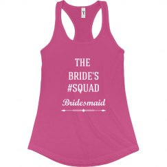 Bride's Squad-Bridesmaid